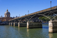 Γέφυρα για τους εραστές Στοκ Εικόνα