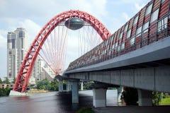 γέφυρα γραφική στοκ εικόνες