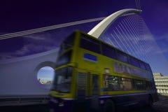 γέφυρα Δουβλίνο νέο Στοκ Εικόνες