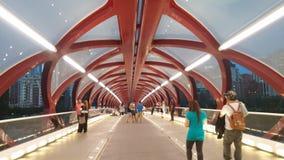 Γέφυρα ειρήνης στοκ εικόνες με δικαίωμα ελεύθερης χρήσης