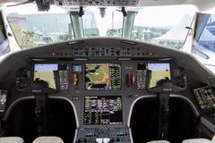 Γέφυρα επιχειρησιακής αεριωθούμενη πτήσης γερακιών 2000LX Ντασσώ Στοκ φωτογραφίες με δικαίωμα ελεύθερης χρήσης