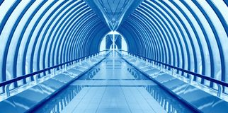 γέφυρα εσωτερική καμία τρό Στοκ Εικόνες