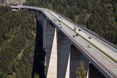 γέφυρα Ευρώπη Στοκ εικόνα με δικαίωμα ελεύθερης χρήσης