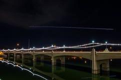 Γέφυρα λεωφόρων μύλων, Tempe, Αριζόνα Στοκ Εικόνα