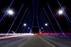 Γέφυρα λεωφόρων Lowry Στοκ φωτογραφία με δικαίωμα ελεύθερης χρήσης