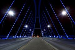 Γέφυρα λεωφόρων Lowry Στοκ Φωτογραφίες