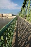 Γέφυρα ελευθερίας Στοκ Φωτογραφίες