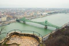 Γέφυρα ελευθερίας Στοκ φωτογραφία με δικαίωμα ελεύθερης χρήσης