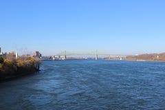 Γέφυρα Ζακ-Cartier Στοκ φωτογραφία με δικαίωμα ελεύθερης χρήσης