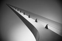 Γέφυρα ηλιακών ρολογιών Στοκ Εικόνα
