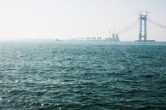 Γέφυρα θάλασσας Στοκ εικόνα με δικαίωμα ελεύθερης χρήσης