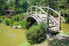 γέφυρα ιαπωνικά στοκ φωτογραφίες