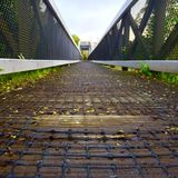 Γέφυρα καθαρή Στοκ Εικόνες