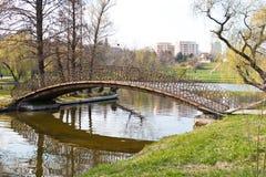 γέφυρα κενή στοκ φωτογραφία με δικαίωμα ελεύθερης χρήσης