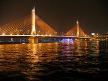 γέφυρα κινέζικα Στοκ Φωτογραφία
