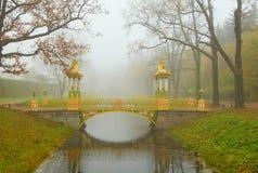 γέφυρα κινέζικα Στοκ Εικόνες