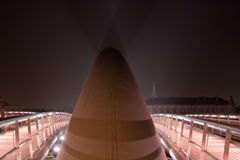 γέφυρα Κρακοβία bernatka Στοκ φωτογραφίες με δικαίωμα ελεύθερης χρήσης