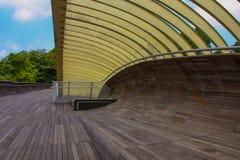 Γέφυρα κυμάτων Henderson Στοκ φωτογραφία με δικαίωμα ελεύθερης χρήσης