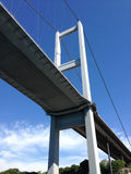 γέφυρα Κωνσταντινούπολη bo στοκ εικόνα με δικαίωμα ελεύθερης χρήσης