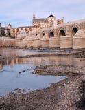 γέφυρα Κόρδοβα στοκ εικόνες