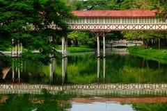 γέφυρα κλασσική Στοκ Εικόνες