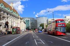 Γέφυρα Λονδίνο Ηνωμένο Βασίλειο του Γουέστμινστερ Στοκ Φωτογραφίες