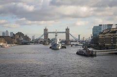 Γέφυρα Λονδίνο πύργων Στοκ φωτογραφία με δικαίωμα ελεύθερης χρήσης
