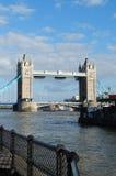Γέφυρα Λονδίνο πύργων Στοκ εικόνα με δικαίωμα ελεύθερης χρήσης