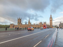 Γέφυρα Λονδίνο του Γουέστμινστερ Στοκ φωτογραφία με δικαίωμα ελεύθερης χρήσης