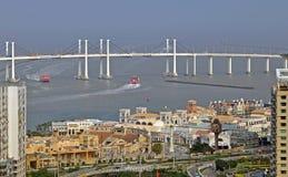 γέφυρα Μακάο στοκ φωτογραφία με δικαίωμα ελεύθερης χρήσης