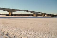 Γέφυρα μακριών δρόμων Στοκ φωτογραφία με δικαίωμα ελεύθερης χρήσης