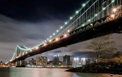 γέφυρα Μανχάτταν Στοκ εικόνες με δικαίωμα ελεύθερης χρήσης