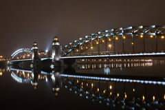 γέφυρα μεγάλος Peter Πετρούπ&omic Στοκ εικόνα με δικαίωμα ελεύθερης χρήσης