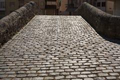 γέφυρα μεσαιωνική Στοκ Εικόνες