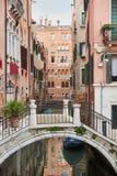 γέφυρα μικρή Βενετία Στοκ Φωτογραφία