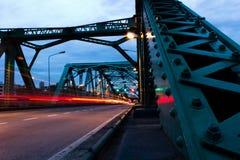 Γέφυρα Μπανγκόκ Sapanput Στοκ Φωτογραφία