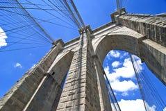 γέφυρα Μπρούκλιν αρχιτεκ&t στοκ φωτογραφία με δικαίωμα ελεύθερης χρήσης