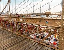 γέφυρα Μπρούκλιν Νέα Υόρκη στοκ φωτογραφίες
