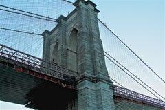 γέφυρα Μπρούκλιν Στοκ φωτογραφίες με δικαίωμα ελεύθερης χρήσης