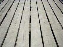 γέφυρα ξύλινη Στοκ Φωτογραφίες