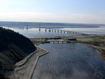 γέφυρα Ορλεάνη στοκ φωτογραφία με δικαίωμα ελεύθερης χρήσης