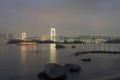 Γέφυρα ουράνιων τόξων Στοκ Εικόνες