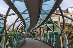 Γέφυρα οδών της Leith στο Εδιμβούργο στοκ φωτογραφία με δικαίωμα ελεύθερης χρήσης