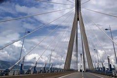 γέφυρα πέρα από τη θάλασσα Στοκ εικόνα με δικαίωμα ελεύθερης χρήσης
