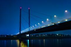 Γέφυρα πέρα από το Ρήνο Στοκ φωτογραφίες με δικαίωμα ελεύθερης χρήσης