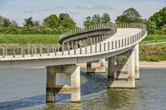 Γέφυρα παιχνιδιάρικα ελιγμού στοκ εικόνα