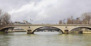 γέφυρα Παρίσι Στοκ Φωτογραφίες