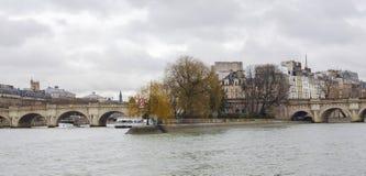 γέφυρα Παρίσι Στοκ Εικόνες