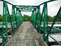 γέφυρα παλαιά Στοκ Εικόνα