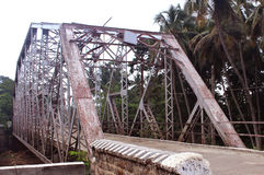 γέφυρα παλαιά Στοκ Εικόνες
